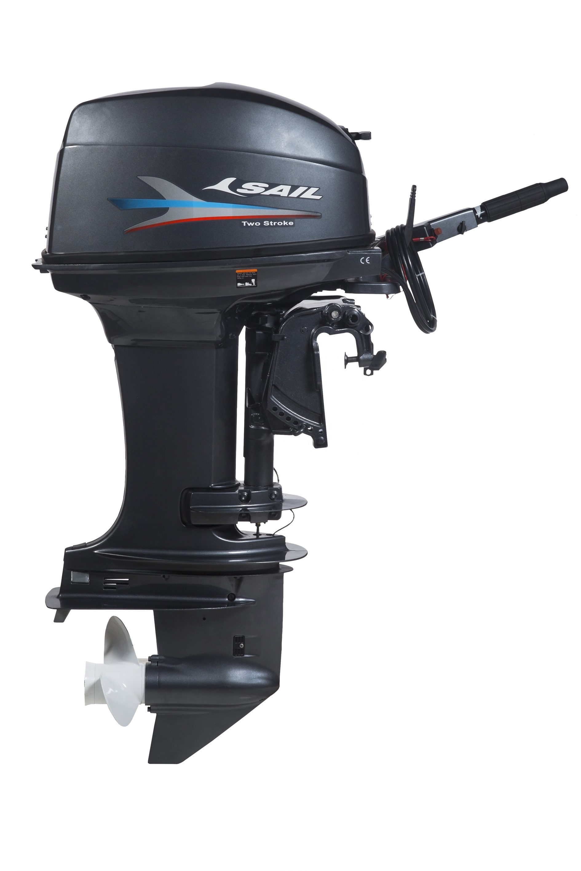 SAIL 2 stroke 40HP outboard motor / outboard engine / boat engine