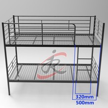 Hot sale metal bed, cheap bunk bed for adult