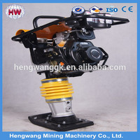 HONDA engine gasoline vibratory tamping rammer, electric rammer tamper jumping jack wacker, rammer hydraulic breaker