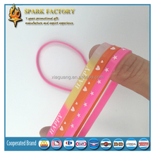 Promotional Animal Shaped Rubber Silicone Band