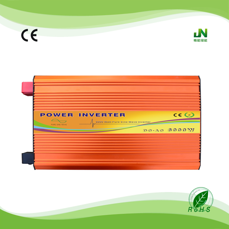 Promotion high frequency 300w to 6kw pure sine wave power 24volts 220volts DC to AC commercial solar panel inverter