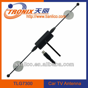 Uhf vhf tv antena amplificador/low-lucro de tv digital antena TLG7300 (de Fábrica)