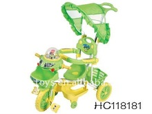 Plastic Babys Strollers With Music And Light HC118181
