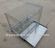 Wire Mesh Steel Dog Cage in Australia