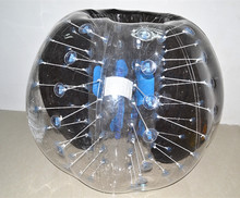 popular bubble football ball hot sale inflatable human hamster ball for kids