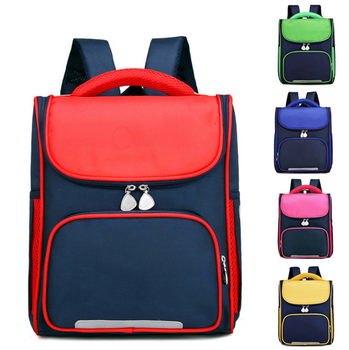 cheildren cartoon school bags backpack