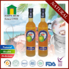 2017 High Quality Glass Bottle Apple Cider Vinegar with Halal Standard 500ml