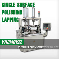 Vertical/Universal metal processing milling machine for polishing