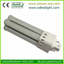 High Power G24 Led Plug Light,11w 13w Led Pl Lamp,G23 Led Plc Light For Cfl Replacement
