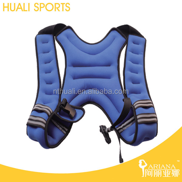 New product adjustable Factory direcet sale adjustable weight vest weights