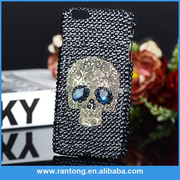 Factory supplier newest novel design rhinestone cell phone cases reasonable price