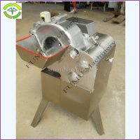 500kg/h stainless steel onion chopper machine with cutting size 3-20mm