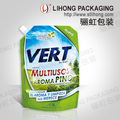 Customized Printed Spout Pouch and Filling and Capping Machine Supplier