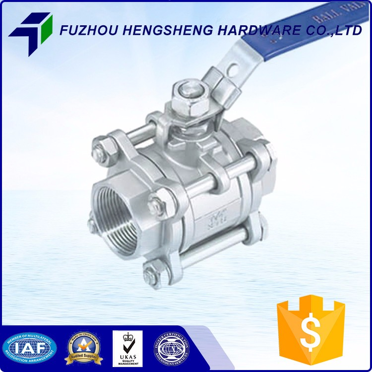 High End Small Ball Valve