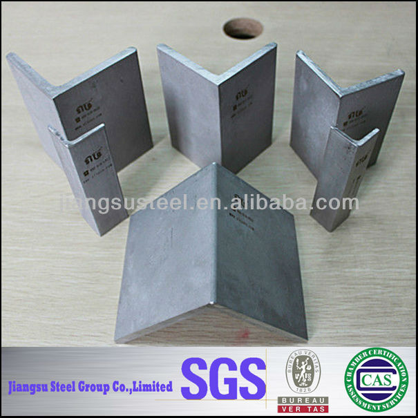 202 cold drawn picked finish stainless steel angle bar from max steel trading companies