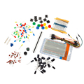Starter Kit Electronic Components Fans Package Kit with Breadboard Wire