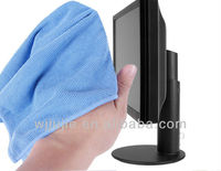 microfiber LED screen cleaning cloth