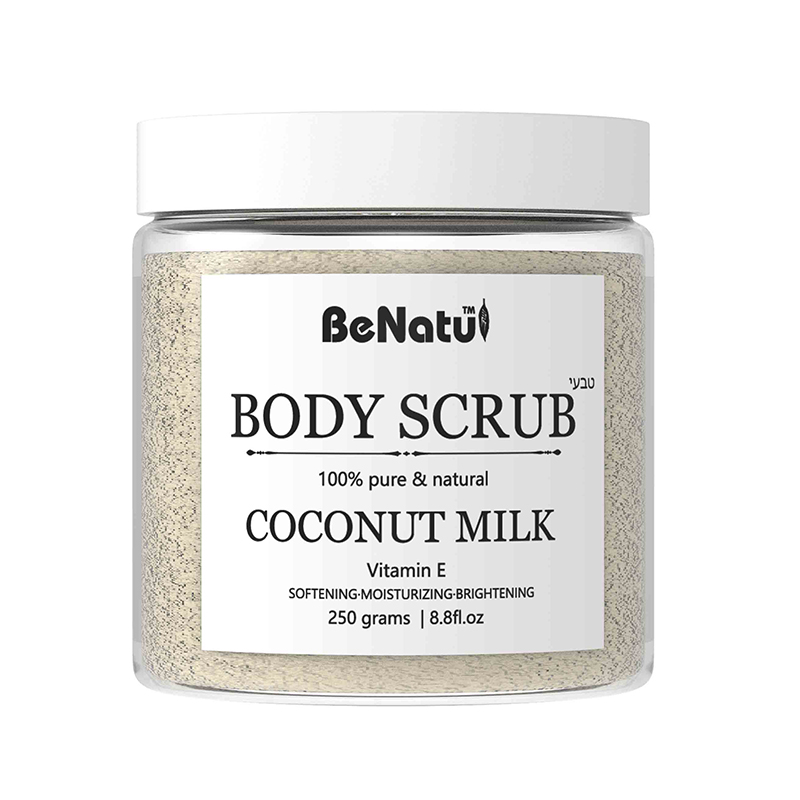 OEM/ODM Wholesale Supplier Exfoliator Coconut Milk Body Scrub