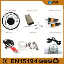 High Power 5KW electric motorcycle motor , E-Motorcycle conversion kit; 5KW BLDC brushless Hub Motor, brushless hub motor 5000w