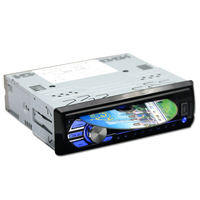 1 one single din car cd player for car stereo radio with digital audio DVD music