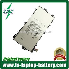3.75V 17.25Wh Original laptop battery For Samsung GT-N5100 Galaxy Note 8.0 32GB GT-N5110 Tablet PC
