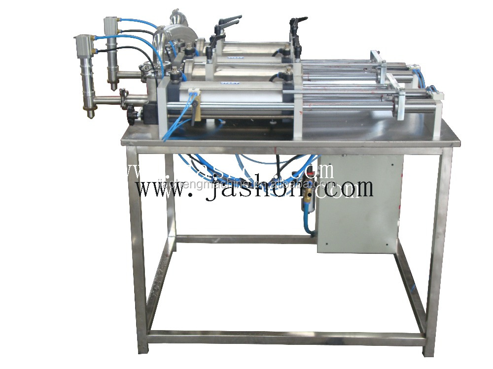 Semi Automatic Liquid Filling Machine with Poly Vinyl Chloride