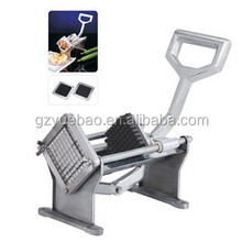 industrial horizontal manual vegetable cutter