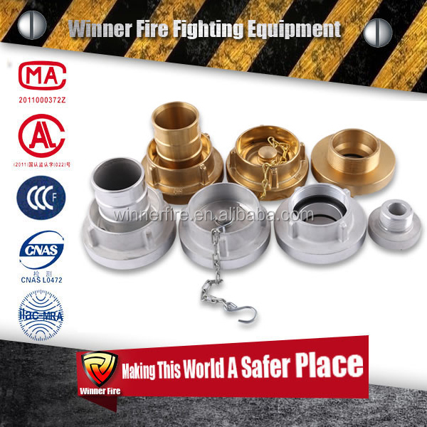 Super quality hot sell Aluminium and Brass Water Hose connector