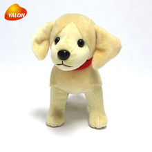 Concise design plush dog toys for kids