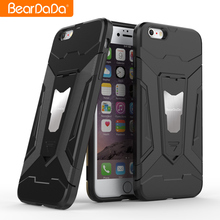 Oem Welcome shockproof hard rugged case for iphone 6s plus case for apple