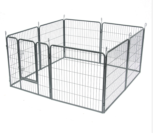 wholesale customized indoor/outdoor dog run puppy pet play pen metal dog fence