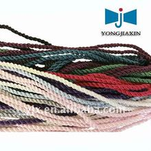 braided cord used in jewerly / garment