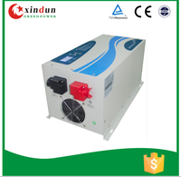 Solar dc to ac inverter without battery for UPS backup 1000w 2000w 3000w