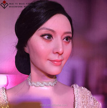 simulated custom silicone portrait of famous star Fan Bingbing