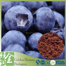 High Quality Bilberry Anthocyanidins Bilberry Extract P.E.