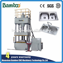 Bmaboo C Frame Hydraulic drawing Press used for plate embossing,flanging,leveling pro