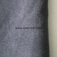 polyester micro suede fabric for curtains