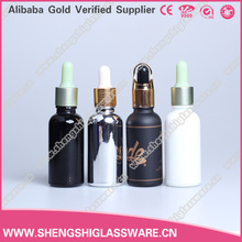 Hot new products for 2015 e liquid bottle with glass pipette dropper /Best selling products Essential oil bottle in alibaba