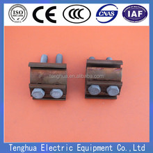 Jbt Type for Copper Wire Parallel Groove Clamps/ cable clamp foe electric link fittings