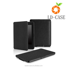 PU Leather Cover with Auto Wake / Sleep for Kindle Paperwhite