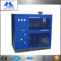 Refrigerated industry compressed air dryer