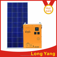 solar power system for cctv refrigerator 300W solar power DC and AC system solar power generator easier to operate