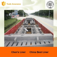 Mine Mill Liners,Bottom Feed Chute for SAG Mill