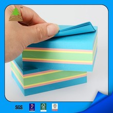 memo pad style and color paper cube block/3x3 inches memo notepad/customized memo pad