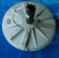 Axial flux permanent magnet generator PMG770 10KW 150RPM