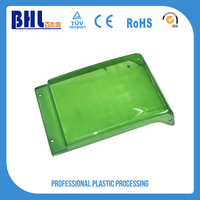 2016 customized green oem car part cover