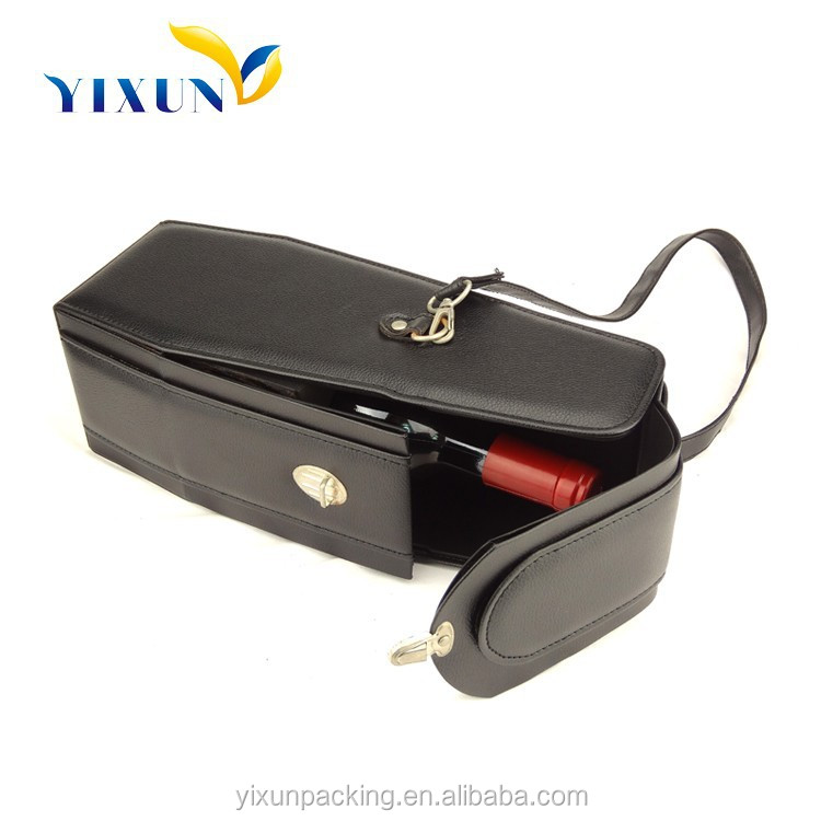 With 100% good feedback leather wine carrier, wine bottle carrier