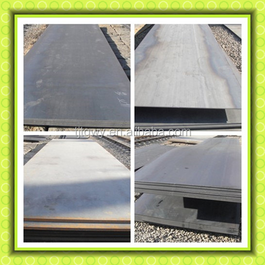 wear resistant steel sheet