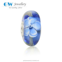 Fashion 925 Sterling Silver Wholesale Jewelry Bead