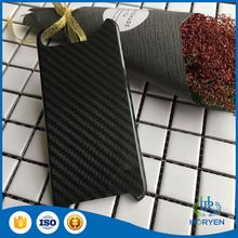 cheap price carbon fiber phone case for travel